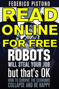 "Read Online For Free ""Robots Will Steal Your Job, But That's OK""!"